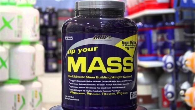 complex carbs mass gainer