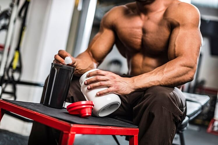 creatine as sports nutrition