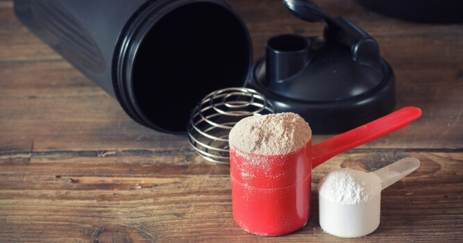 how much a mass gainer to take