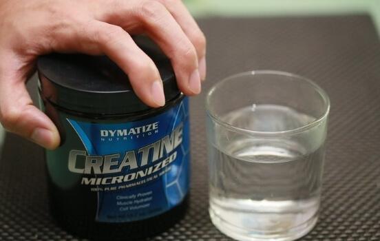 how to use creatine