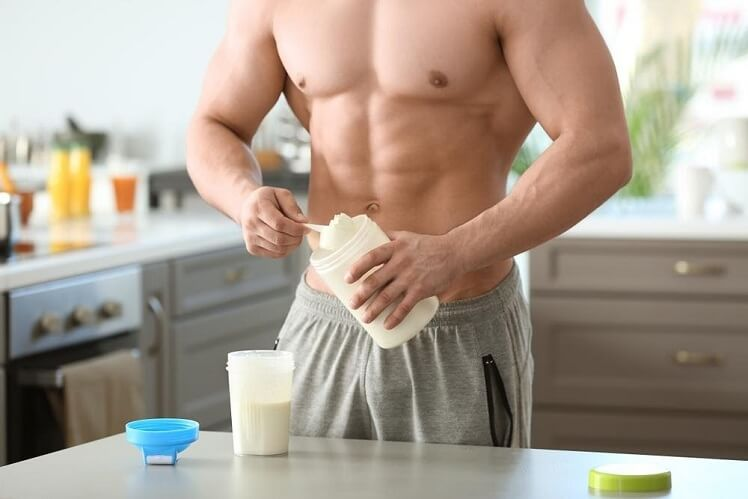 mass gainer and its types