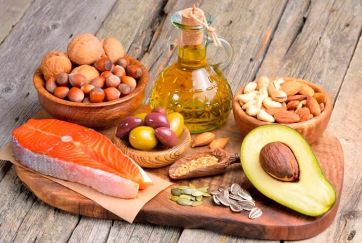 the right sources of fats