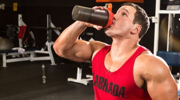 the best time to use a mass gainer