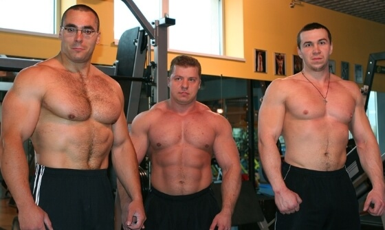 common powerlifters