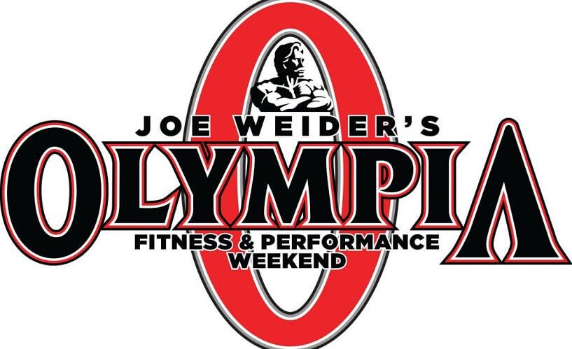 mr olympia 2021 logo