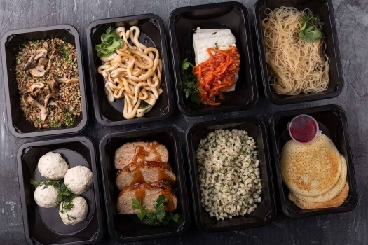 separated nutrition during muscle mass diet
