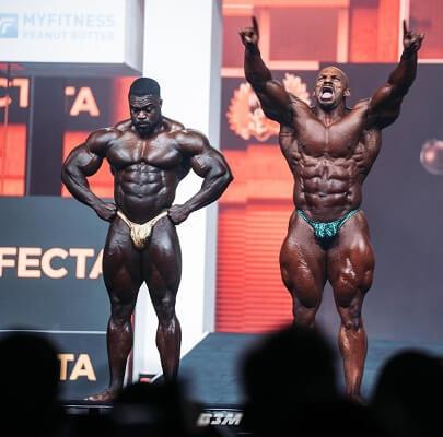 Mr Olympia 2021 Big Ramy