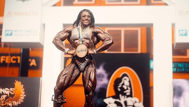 Ms Olympia 2021